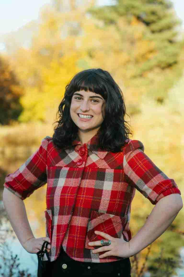 Headshot of Anne Zabala