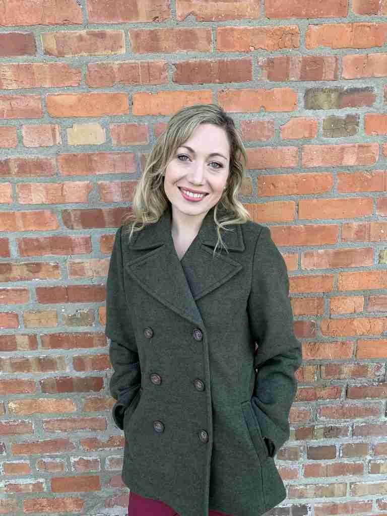 Headshot of Annie Munoz