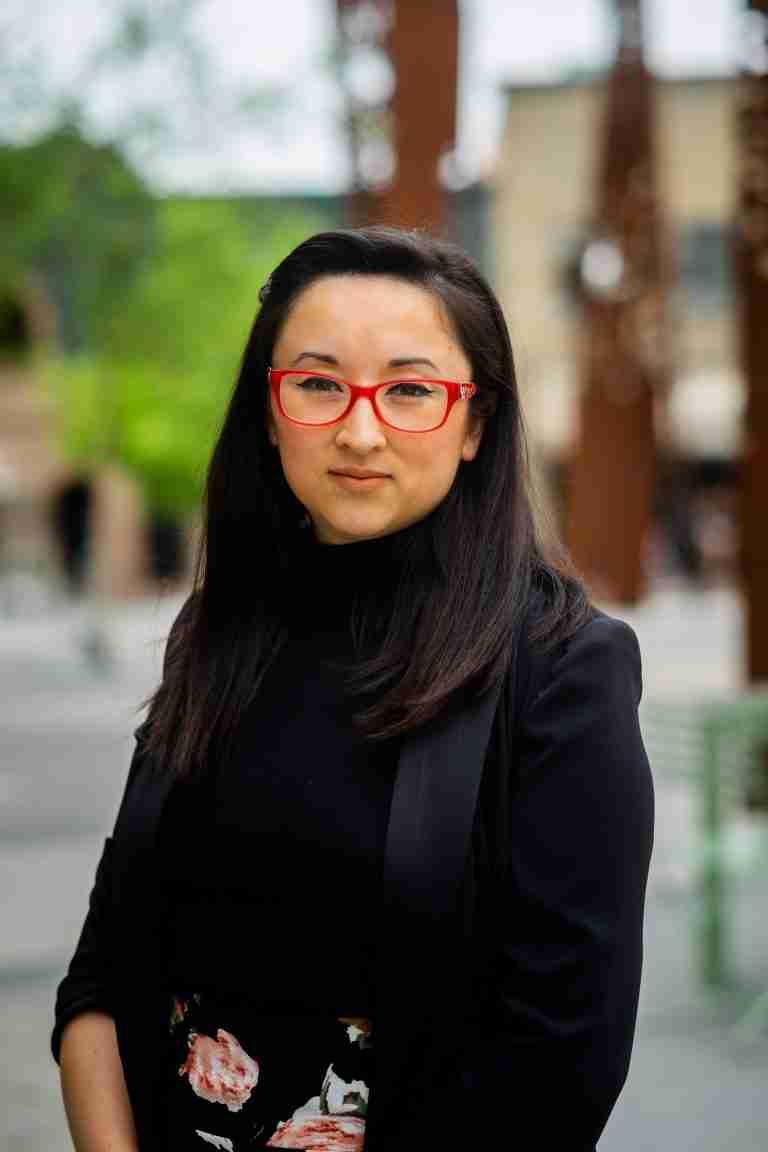 Headshot of Laura Diaz