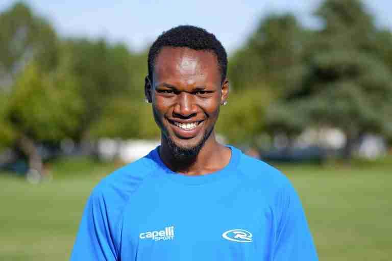 Headshot of Frederick Shema