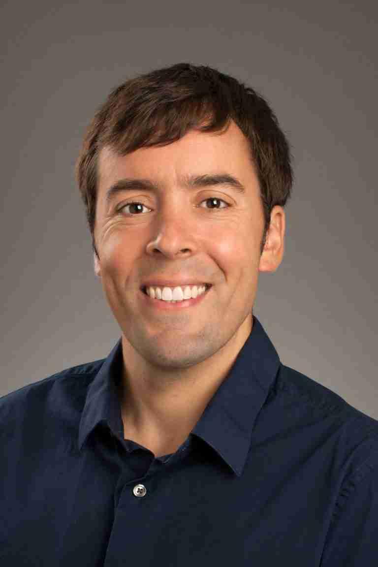 Headshot of Isaac Castellano