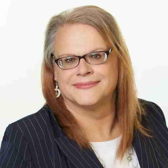 Headshot of Jane White