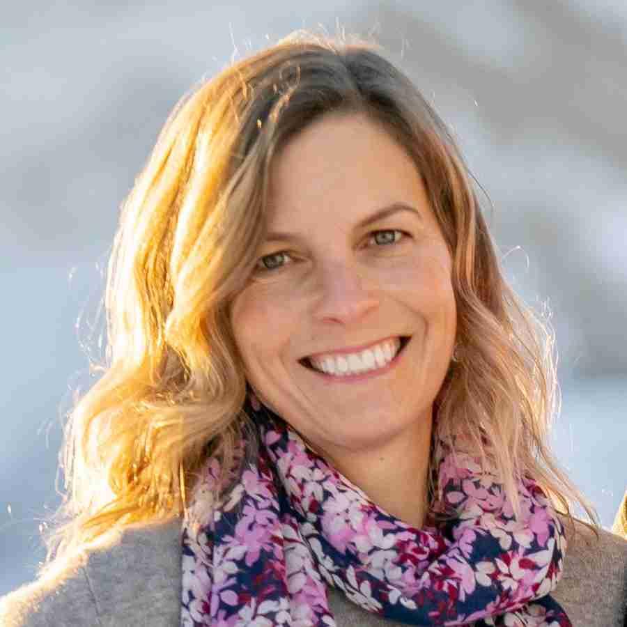 Headshot of CVIEF Board Member Molly Page
