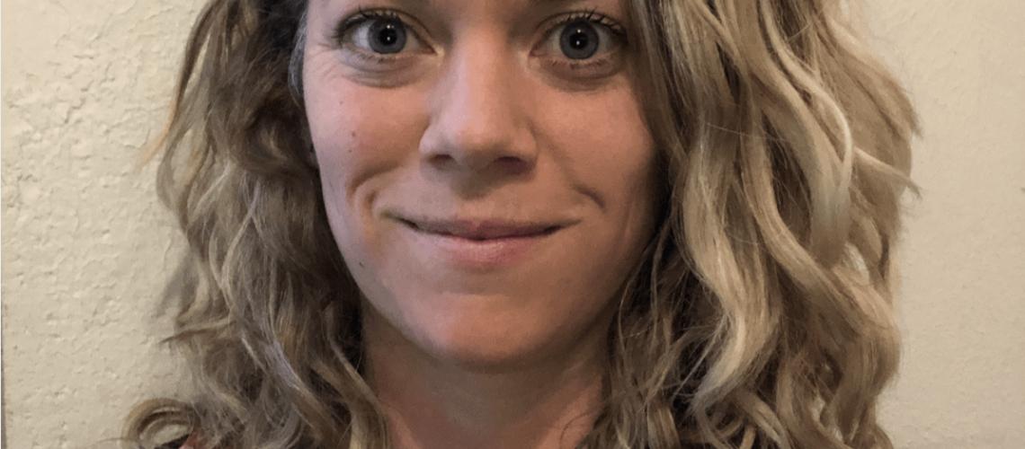 Headshot of Sarah Hendricks